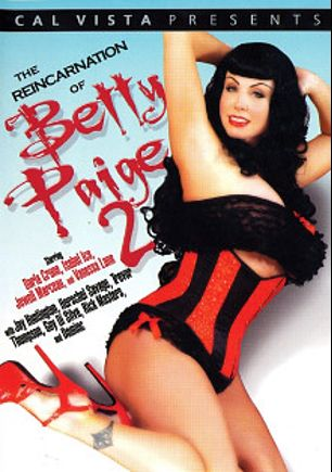 The Reincarnation Of Betty Paige 2, starring Isabel Ice, Darla Crane, Jewell Marceau, Jay Huntington, Dominic, Trevor Thompson, Vanessa Lane, Guy DiSilva, Herschel Savage and Rick Masters, produced by Cal Vista Pictures and Metro Media Entertainment.
