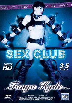 "Adult entertainment movie ""Sex Club"" starring Isabel Ice, Donna Marie & Poppy Morgan. Produced by Harmony Films Ltd.."