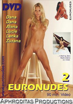 "Adult entertainment movie ""Euronudes 2"" starring Dana M., Alena S. & Jana S.. Produced by Aphroditas Productions."