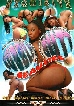 "Adult entertainment movie ""Bubble Butt Beauties"" starring Dena Calli, Kianna Jayde & Diamond. Produced by EXP Exquisite."