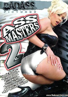 "Adult entertainment movie ""Ass Masters 2"" starring Melissa Lauren, Brandi Lyons & Rat. Produced by Badass Pictures."