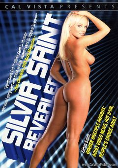 "Adult entertainment movie ""Silvia Saint Revealed"" starring Stacy Silver, Tanya Danielle & Silvia Saint. Produced by Cal Vista Pictures."