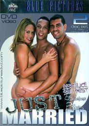 "Just Added presents the adult entertainment movie ""Just Married""."