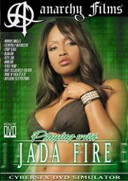"""Just Added presents the adult entertainment movie """"Playing With Jada Fire""""."""