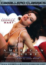 "Just Added presents the adult entertainment movie ""American Desire""."