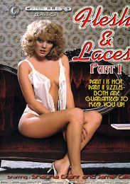 "Just Added presents the adult entertainment movie ""Flesh And Laces""."