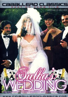 "Adult entertainment movie ""Sulka's Wedding"" starring Sulka, Sharon Mitchell & Mischievous Misty. Produced by Caballero Video."