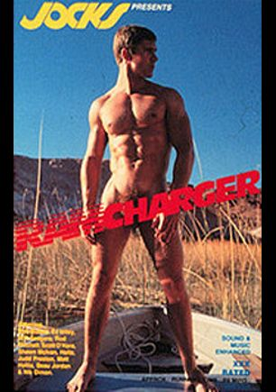 Ramcharger, starring Bob Bishop, Scott O'Hara, Ed Wiley, Shawn McIvan and Will Seagers, produced by Falcon Studios Group, Falcon Studios and Jocks.