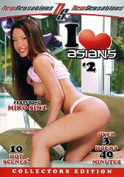 Straight Adult Movie I Love Asians 2