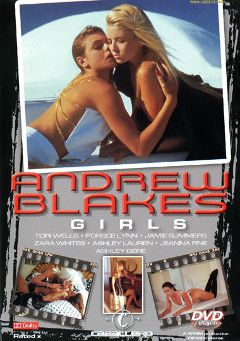 "Adult entertainment movie ""Andrew Blakes Girls"" starring Ashley Lauren, Jamie Summers (93 & Earlier) & Tori Welles. Produced by Caballero Video."