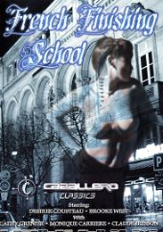 "Just Added presents the adult entertainment movie ""French Finishing School""."