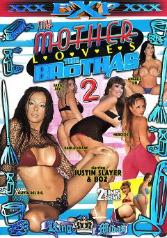 "Adult entertainment movie ""My Mother Loves The Brothas 2"" starring Stephanie Wylde, Sara Jay & Mercedes Ashley. Produced by EXP Exquisite."