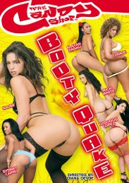 "Editors' Choice presents the adult entertainment movie ""Booty Quake""."