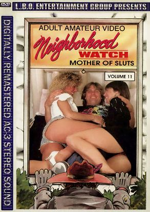 Straight Adult Movie Neighborhood Watch 11 - front box cover