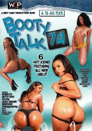 "Featured Category - Fresh Faces presents the adult entertainment movie ""Booty Talk 74""."