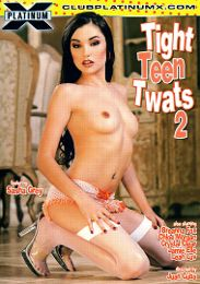 "Featured Star - Sasha Grey presents the adult entertainment movie ""Tight Teen Twats 2""."