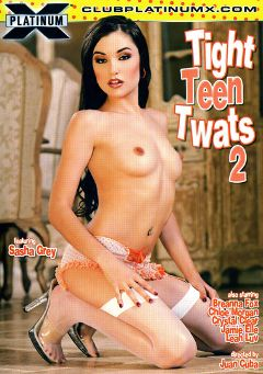 "Adult entertainment movie ""Tight Teen Twats 2"" starring Breanna Fox, Sasha Grey & Chloe Morgan. Produced by Platinum X Pictures."