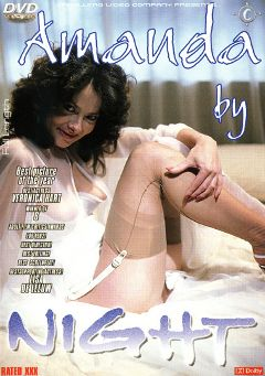 "Adult entertainment movie ""Amanda By Night"" starring Veronica Hart, Frank Hollowell & Joe Elliot. Produced by Caballero Video."