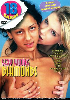 "Adult entertainment movie ""Sexy Young Diamonds"". Produced by Forum Entertainment."