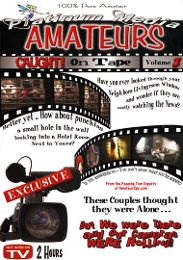 """Just Added presents the adult entertainment movie """"Amateurs Caught On Tape 3""""."""