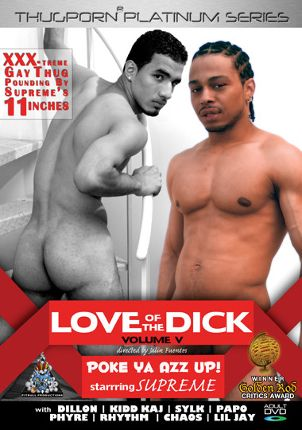 Gay Adult Movie Love Of The Dick 5: Poke Ya Azz Up