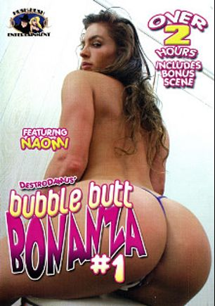Bubble Butt Bonanza, starring Veronica Bella, Sophie Dee, Naomi, Hayley Jade, Jay Crew, Donny Long, Andrew Andretti, Zoe Matthews and James Deen, produced by Hush Hush Entertainment.