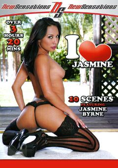 "Adult entertainment movie ""I Love Jasmine Part 2"" starring Jasmine Byrne, Peter Griffin & Brother Love. Produced by New Sensations."