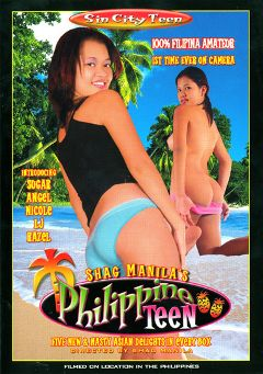 "Adult entertainment movie ""Philippine Teen"" starring Nicole, Angel & Jack B.  Kwik. Produced by Sin City."