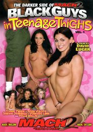 "Just Added presents the adult entertainment movie ""Black Guys In Teenage Thighs""."