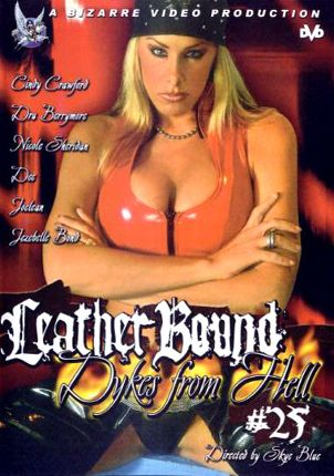 Straight Adult Movie Leather Bound Dykes From Hell 25