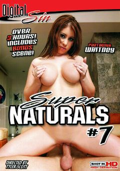 "Adult entertainment movie ""Super Naturals 7"" starring Kaylee Love Cox, Tyra Moore & Whitney Stevens. Produced by Digital Sin."
