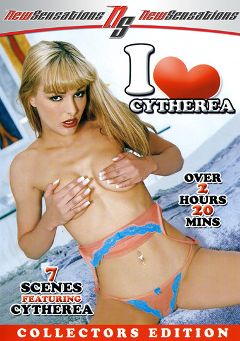 "Adult entertainment movie ""I Love Cytherea"" starring Cytherea, Brother Love & Rex Holes. Produced by New Sensations."