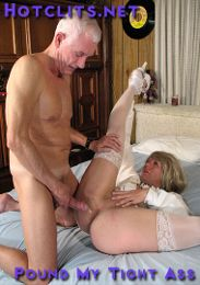 """Just Added presents the adult entertainment movie """"Pound My Tight Ass""""."""