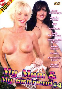 "Adult entertainment movie ""My Mom And My Girlfriend 4"" starring Marquetta Jewel, Nicole Moore & Samantha Foxx. Produced by Filmco."