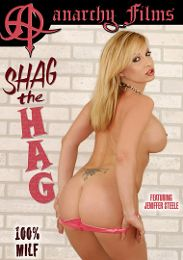 "Just Added presents the adult entertainment movie ""Shag The Hag""."