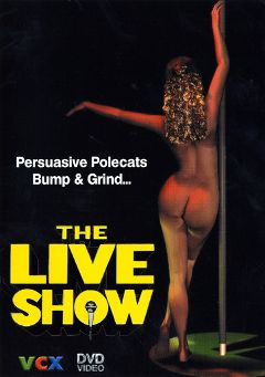 "Adult entertainment movie ""The Live Show"" starring Cris Cassidy, Jessie Chandler & Sandy Day. Produced by VCX Home Of The Classics."
