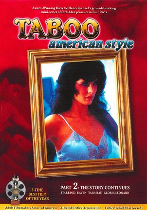 Straight Adult Movie Taboo American Style 2: The Story Continues