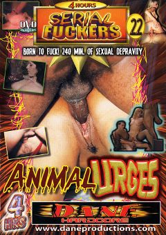 "Adult entertainment movie ""Serial Fuckers 22"". Produced by Dane Hardcore."