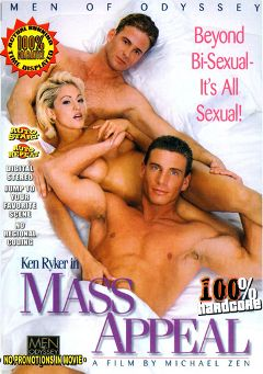 "Adult entertainment movie ""Mass Appeal"". Produced by Men Of Odyssey."