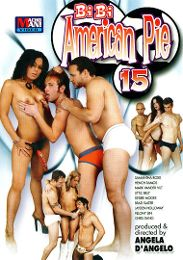 "Just Added presents the adult entertainment movie ""Bi Bi American Pie 15""."