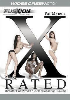 "Adult entertainment movie ""X Rated"" starring Eva Angelina, Jada Fire & Alexis Amore. Produced by Fusxion."