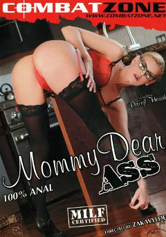 "Adult entertainment movie ""Mommy Dear Ass"" starring Porscha Ride, Kayla Synz & Darryl Hanah. Produced by Combat Zone."