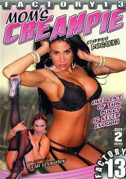 "Just Added presents the adult entertainment movie ""Mom's Creampie""."
