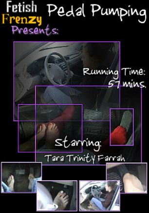 Pedal Pumping, starring Trinity (Fetish Frenzy), Tara (Fetish Frenzy) and Farrah (Fetish Frenzy), produced by Fetish Frenzy.