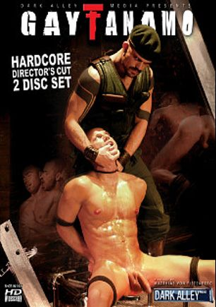 Gaytanamo - Bonus Disc, starring Demetrius, Violator, Matthias Von Fistenberg, Tony Diamond, Tim Rusty, Sebastian Cruz, Dan Fox, Dominik Rider, Owen Hawk and Jason Tyler, produced by Dark Alley Media.