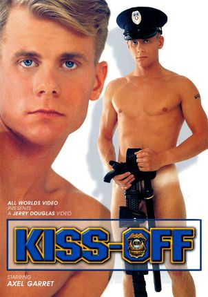 Gay Adult Movie Kiss-Off