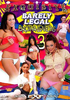 "Adult entertainment movie ""Barely Legal Brotha Lovers 3"" starring Rochell Starr, Paulina James & Kea Kulani. Produced by EXP Exquisite."