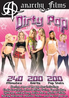 "Adult entertainment movie ""Dirty Pop"" starring Genesis Skye, Cindy Crawford & Ashley Long. Produced by Anarchy Films."