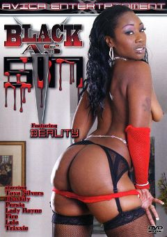 "Adult entertainment movie ""Black As Sin"" starring Beauty Dior, Taya Silvers & Persia. Produced by Avica Entertainment."
