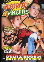 """Just Added presents the adult entertainment movie """"Much More Than 4 Fingers 2""""."""